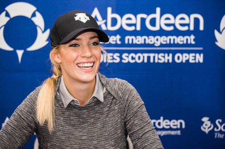 @_paige.renee at Aberdeen Media Interviews #golf http://ift.tt/29Zu640