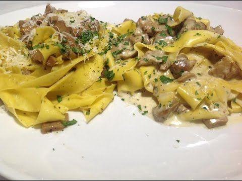 Tagliolini al tartufo: ricetta di Enrico Crippa - Piazza Duomo Alba - YouTube