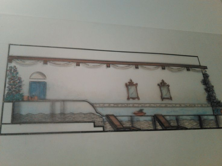 aspect of out side area in santorini hotel!!!!by vanessa!!!!