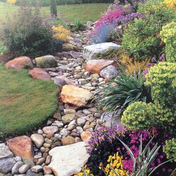 60 Beautiful Front Yard Rock Garden And Landscaping Ideas: Pin By Ronaele Katzke On Mec
