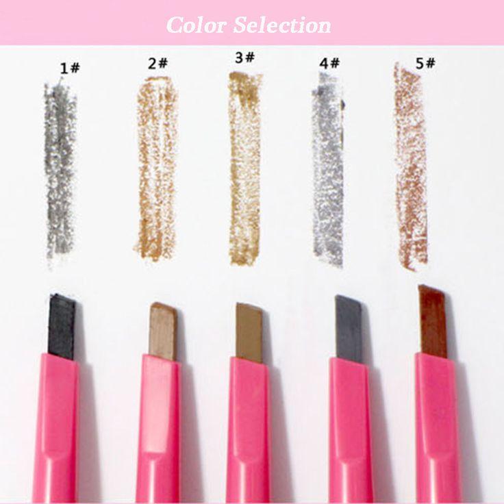 1pcs Natural Waterproof Rotating Automatic Eyebrow Pencil Beauty Shaping Painting Makeup Tool For Eye Brow maquiagem 1466790