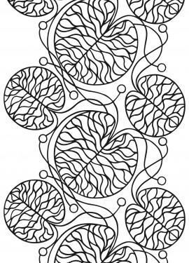 Marimekko Bottna cotton (designer: Anna Danielsson) also in green