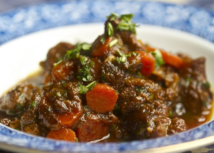 The Hunger Games Lamb Stew with Dried Plums Paleo