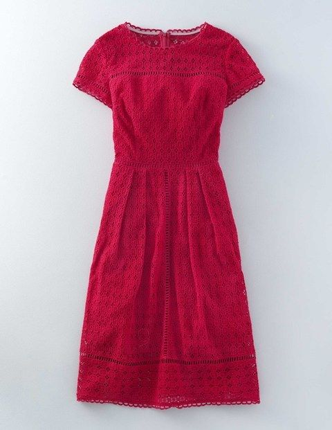 Quite possibly the best dress ever Oxford Lace Dress WW087 Clothing at Boden