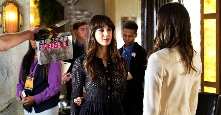 'Pretty Little Liars' costume designer Cameron Dale broke down Spencer's black lace campaign dress from the 'New Guys, New Lies' episode to Us Weekly