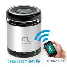 Caixa de Som Portátil Bluetooth USB 10w Multilaser SP155
