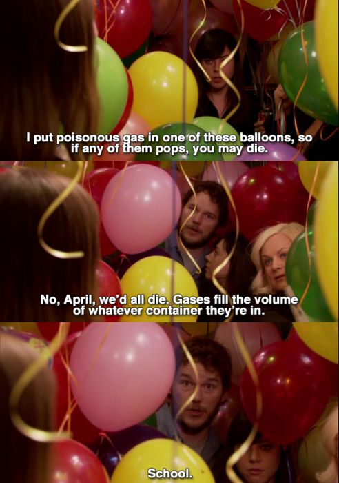 "So many things... | 26 Reasons You Should Wish Your Best Friend Was Andy Dwyer From ""Parks And Recreation"""