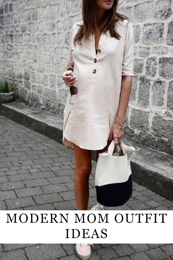 22 Fresh Spring and Summer Minimalist Outfit Ideas for Modern Moms – Sommertrends