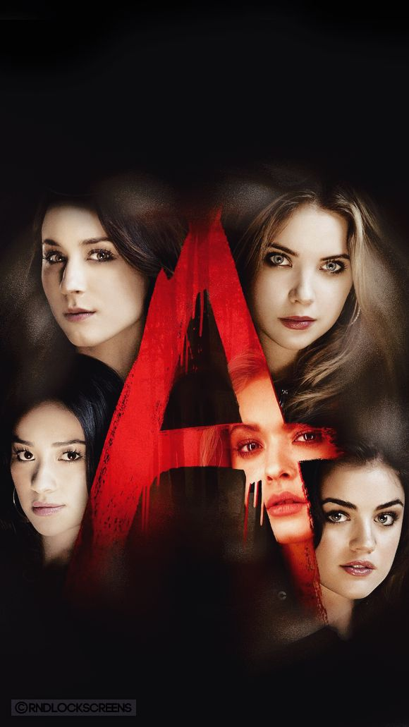 Pretty Little Liars lockscreen