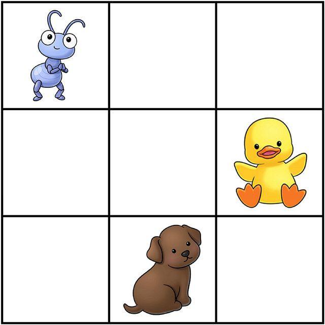 Spil sudoku med sprogbørn | sprogkiosken