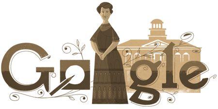 Aletta Jacobs' 163rd Birthday