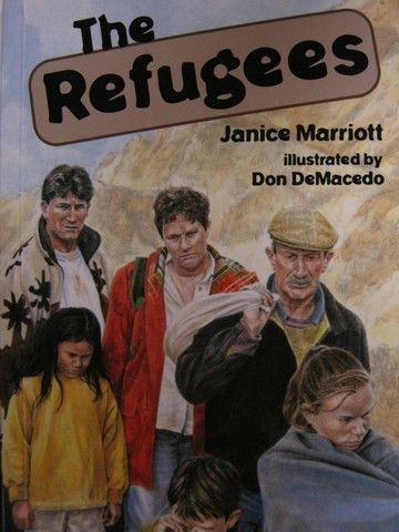 Image result for the refugees janice marriott