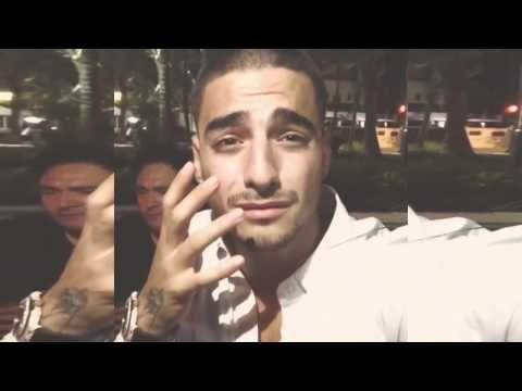 ¿Maluma quiere una novia? | @maluma @santiagoaristi @luanvision - YouTube