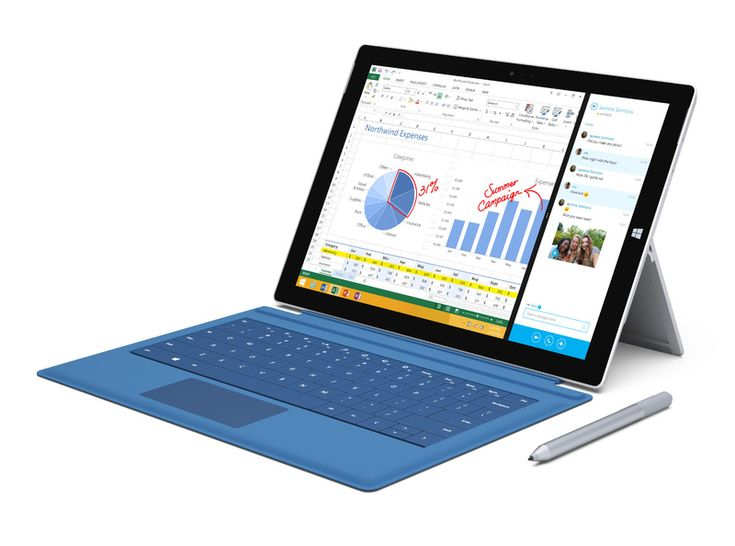 Microsoft launches Surface Pro 3; Specs and Price