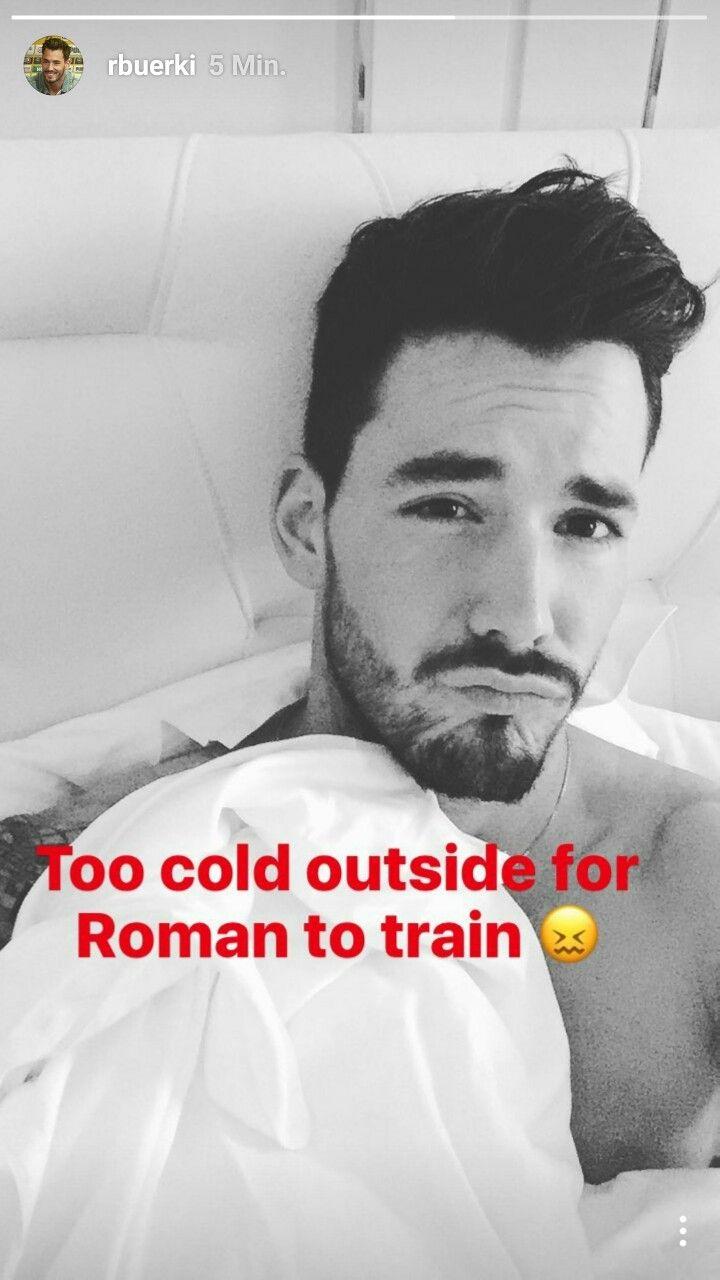 "apricotstone47: "" Roman bürki via Instagram """