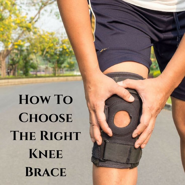 Not sure what type of knee brace or support to get for your specific knee problems? Learn more here.  #knee #brace #problems #pain #kneeprobs #fitness #running