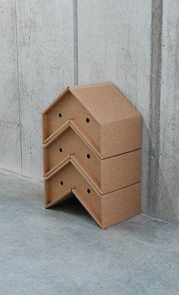 fauteuil otto carton design