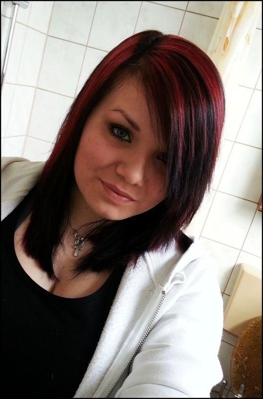 2018 Kurzhaarfrisuren Mit 2 Farben Hair Style Women Pinterest