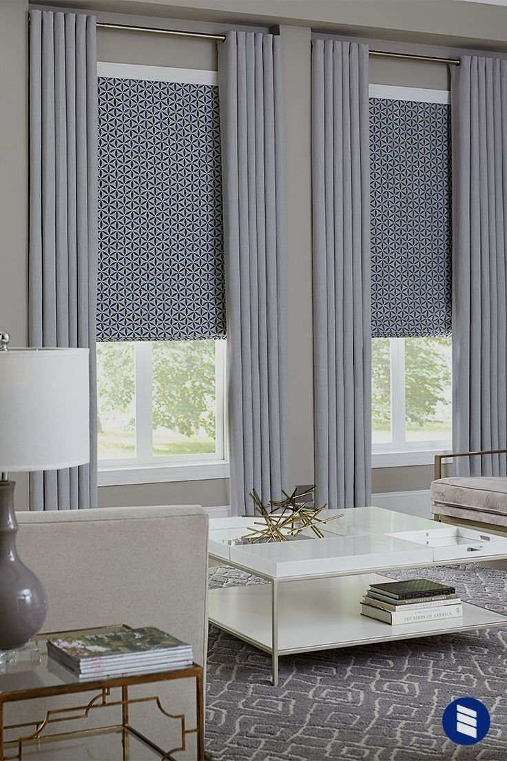 13 Magnificent Roller Blinds Pelmet Ideas Window Treatments