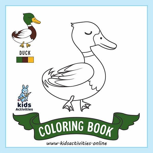 Free Cute Animals Coloring Pages Printable Pdf Kids Activities Animal Coloring Books Coloring Books Animal Coloring Pages