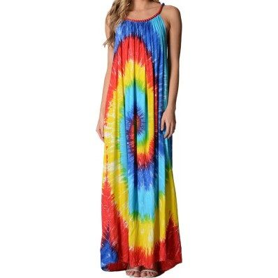 I'm selling Rainbow Swirl Maxi  10-18 - A$59.95 #onselz
