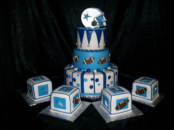dallas cowboys baby texas cowboys cowboy baby shower baby shower cakes
