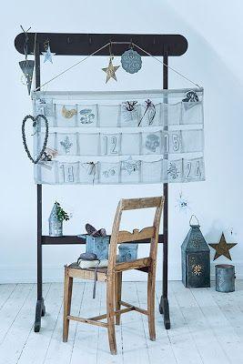 Новогодний декор - скандинавское Рождество ~ Дизайн красивых интерьеров и вещей