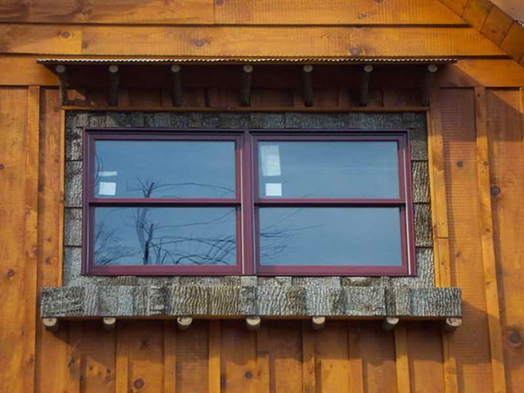 105 best images about cabin decor on pinterest for Log cabin window trim