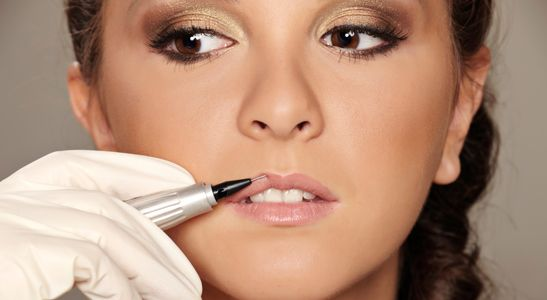 Article on Permanent Makeup by Sally Hayes