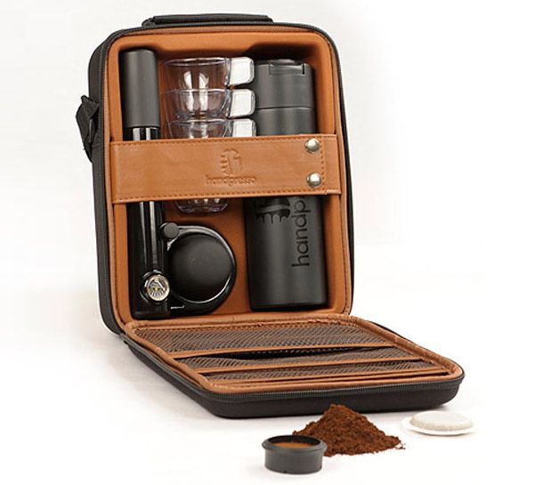 Ручная эспрессо-машина Handpresso