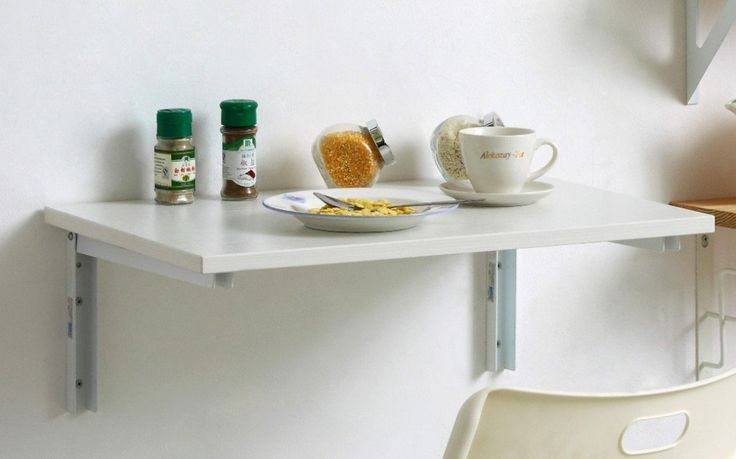 Best 25 Wall Mounted Dining Table Ideas On Pinterest