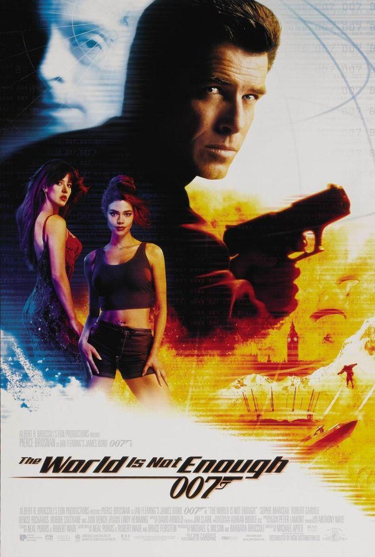 El mundo nunca es suficiente (1999)