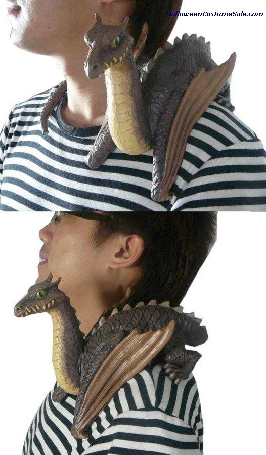 Shoulder dragon for Daenerys Targaryen costume