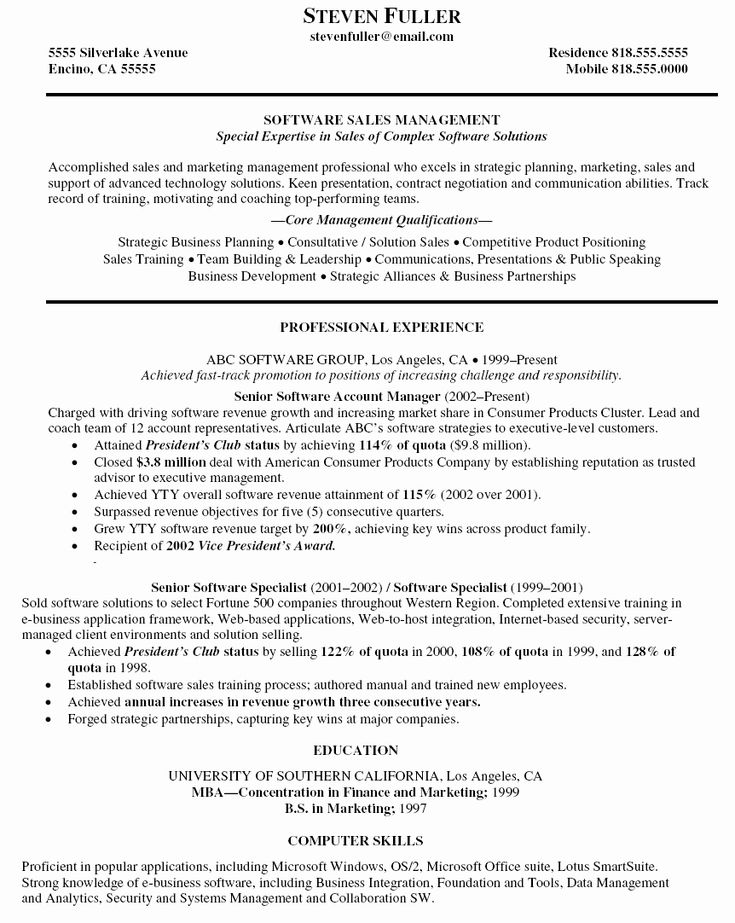 Elegant resume sales self employed in 2020