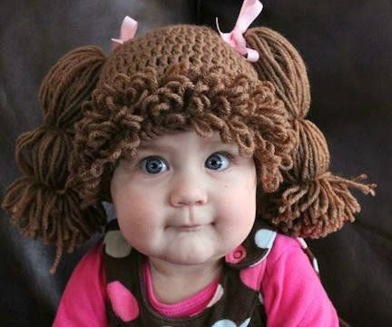 Cutest cabbage patch dolls ever!