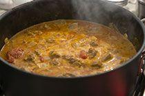 Lamb Korma - Afghani Lamb Stew
