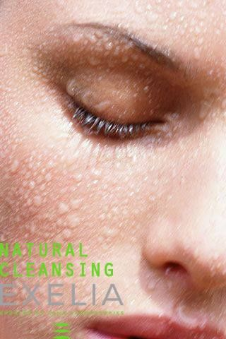 Clean your skin with Exelia cleansing!