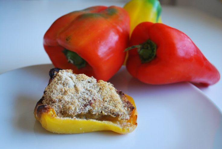 Peperoni ripieni, ricetta per un secondo o piatto unico