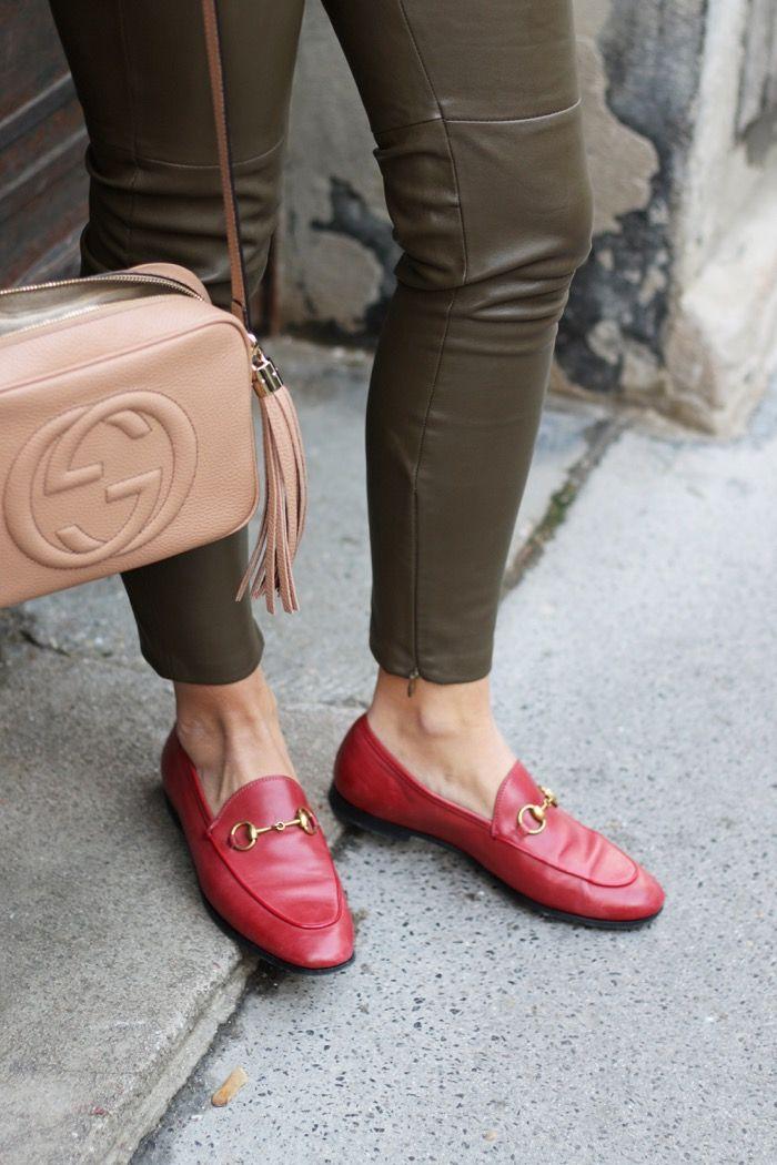 Gucci ausschließlich Frauen Schuhe, Gules, 34