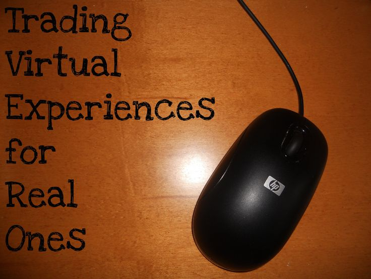 Trading Virtual Experiences for Real OnesVirtual Experiments, Real Life, The Real, Emotional Development, Boys Stuff, Stories Ideas, Random Stuff, Children Emotional, Trade Virtual