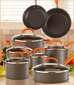 Love my Rachel Ray set!!!