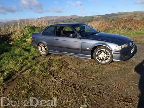 Bmw 318is msport must sell