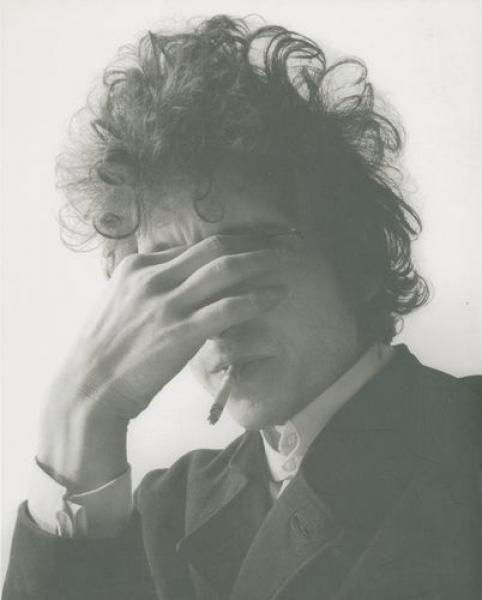 SCHATZBERG, JERRY (1927) - Bob Dylan par Jerry Schatzberg. - Galerie Dina Vierny /[...], Livres de Photographies à Ader