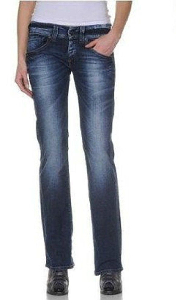 Womens Replay Jeans 28 x 32 Swenfani Relaxed  Denim New Authentic