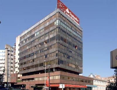 Edificio Derby. 1974 Vigo Desiderio Pernas