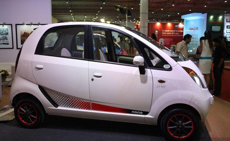 Tata Nano 2013 @ AutoInfoz.Com... http://www.autoinfoz.com/india-car-news/Tata-car-news/Tata-Nano-2013-Model-Launched-In-India-433.html