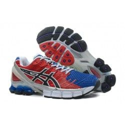 ASICS Gel Kinsei 4 Womens Red/Blue