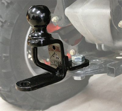 """SPL ALUMINUM STINGER - Fits 1 1/4"""" x 1 1/4 receiver - Billet aluminum - Not a certified towing device, use at own risk SNYDERPOWERSPORTS.COM IS YOUR #1 SOURCE FOR UTV PARTS AND ACCESSORIES Best Prices"""