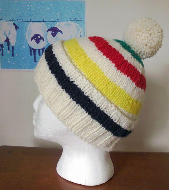 Ravelry: corvid's HBC hat - adult sized