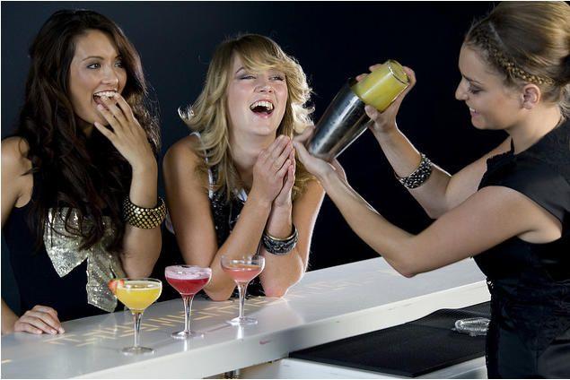 Hire a bartender for your birthday in Birmingham  www.hireabarman.com